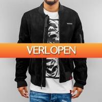 Defshop: Maskulin Sherpa Bond jacket