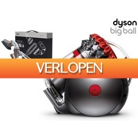 iBOOD.com: Dyson Big Ball Allergy + Home Cleaning Kit
