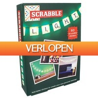 Gadgethouse.nl: Scrabble Lamp