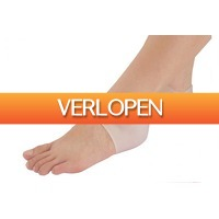 Outspot.nl: Silicone hiel- en enkelbeschermers