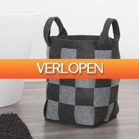 Sanitairwinkel.nl: Sealskin Weave  wasmand