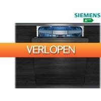iBOOD.nl Extra: Siemens iQ700 inbouwvaatwasser