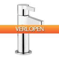 Sanitairwinkel.nl: Crosswater Svelte wastafelkraan