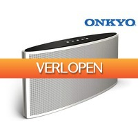 iBOOD.nl Extra: Onkyo X9 High Res Bluetooth speaker