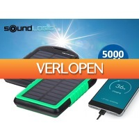 DealDonkey.com: Soundlogic Solar Powerbank