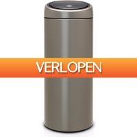 Coolblue.nl 1: Brabantia Touch Bin 30 liter