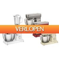 Groupon 2: Bomann 1200W keukenmachine