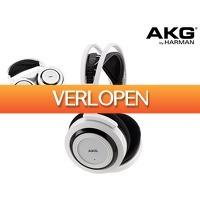 iBOOD.com: Draadloze RF stereo koptelefoon