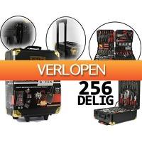 ClickToBuy.nl: 256-delige gereedschap trolley