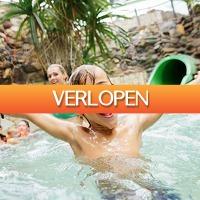 CenterParcs.nl: Midweek De Huttenheugte voor 199 euro