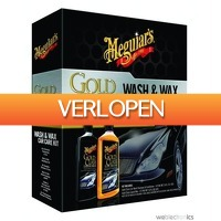 Webxdeals.com: Meguiars Gold Class Wash & Wax Car Care Kit