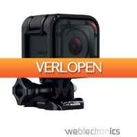 Webxdeals.com: GoPro Hero Session action cam
