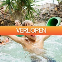 CenterParcs.nl: Waanzinnige Woensdag vanaf 249 euro