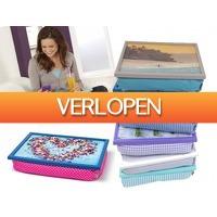 LifestyleDeal.nl: Laptop schootkussen