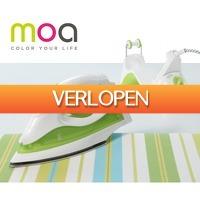LifestyleDeal.nl: Draadloos stoomstrijkstation