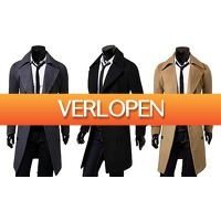 Groupon 3: Smart-overjas voor mannen
