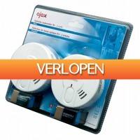 LifestyleDeal.nl: 2-pack Kidde optische rookmelders