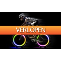 Groupon 2: Fiets LED-verlichting