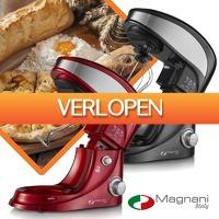 Euroknaller.nl: Magnani multifunctionele keukenmachine