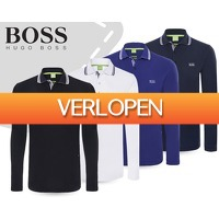 1DayFly: Hugo Boss long sleeve polo