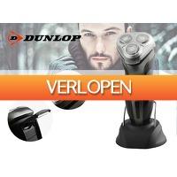DealDonkey.com: Dunlop oplaadbaar scheerapparaat