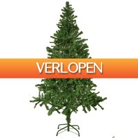 CheckDieDeal.nl: Kunstkerstboom 180 cm/860 tips