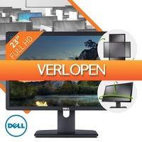 Euroknaller.nl: Dell P2311H 23 inch monitor