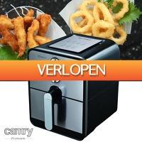 HelloSpecial.com: Veiling: Camry Perfectfry air fryer deluxe