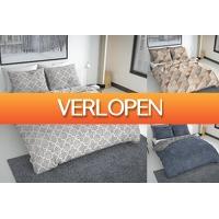VoucherVandaag.nl: Flanellen dekbedovertrek