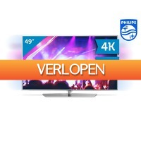 iBOOD.com: Philips 49PUS6551/12 49 inch 4K-TV