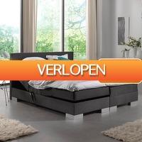 Euroknaller.nl: Elektrisch verstelbare boxspring set