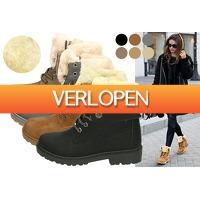 VoucherVandaag.nl: Enkellaarzen