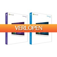 Groupon 3: Microsoft Windows 10 Home of Professional
