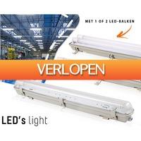 1DayFly: LED's Light LED balken