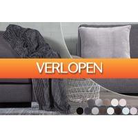 VoucherVandaag.nl: Flanellen woonplaid