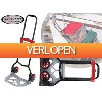 DealDonkey.com: Hofftech inklapbare steekwagen
