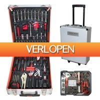 HelloSpecial.com: Veiling: Adler Kraft 299-delige gereedschapsset