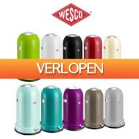 One Day Only: Wesco Kickmaster Classic Soft prullenbak