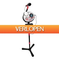 Wehkamp Dagdeal: VTech Kidi SuperStar microfoon