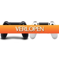 Groupon 1: Sony Dual Shock 4 controllers voor PS4, refurbished