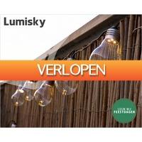 1DayFly Outdoor: Lumisky LED-slinger