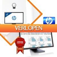 Euroknaller.nl: HP Monitor EliteDisplay E231 23 inch