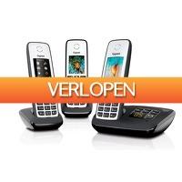 Expert.nl: Gigaset A670 A Trio huistelefoon