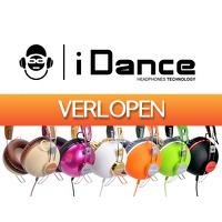 ClickToBuy.nl: iDance Hipster headphones sale