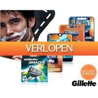 1DayFly: Gillette scheermesjes