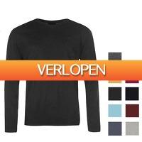 CheckDieDeal.nl: Pierre Cardin - Heren Pullover, trui met V-hals