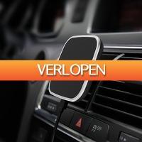 Priceattack.nl 2: Magnetische QI draadloze autolader