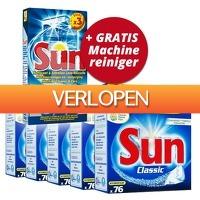 Voordeeldrogisterij.nl: 380 x Sun vaatwastabletten