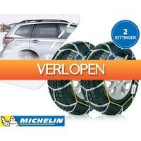 1DayFly Outdoor: Wintersport special: Michelin sneeuwkettingen