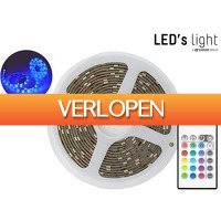 iBOOD Home & Living: 2 x LED's Light RGB LED-strip